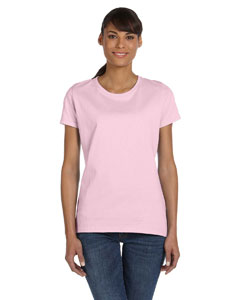 Classic Pink Ladies' 5 oz.  HD Cotton™ T-Shirt