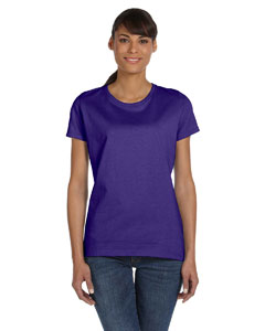 Purple Ladies' 5 oz.  HD Cotton™ T-Shirt