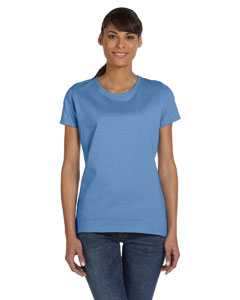 Columbia Blue Ladies' 5 oz.  HD Cotton™ T-Shirt