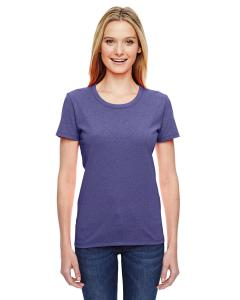Retro Htr Purple Ladies' 5 oz.  HD Cotton™ T-Shirt
