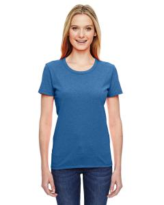 Retro Htr Royal Ladies' 5 oz.  HD Cotton™ T-Shirt