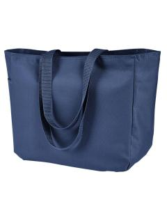 Navy Must Have 600D Tote