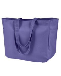 Purple Must Have 600D Tote
