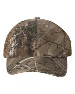 Realtree Xtra Washed Mesh-Back Cap