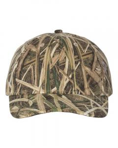 Mossy Oak Shadow Grass Licensed Camo Cap