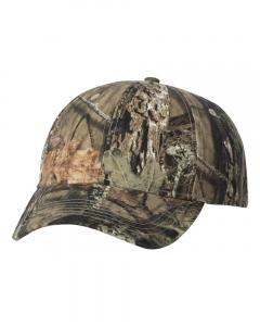 Mossy Oak Country Licensed Camo Cap