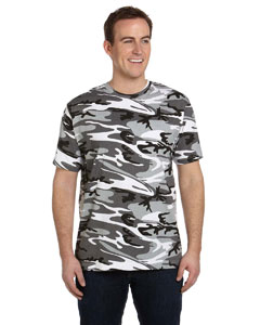 Urban Woodland Adult Camouflage T-Shirt