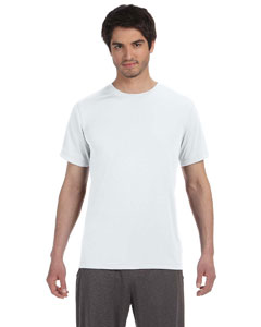 White Men's Short-Sleeve T-Shirt