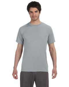 Grey Men's Short-Sleeve T-Shirt