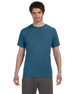 Steel Blue Men's Short-Sleeve T-Shirt