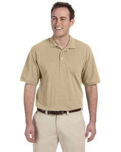 Stone Men's 5.6 oz. Easy Blend Polo