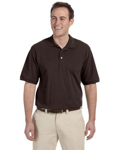 Espresso Men's 5.6 oz. Easy Blend Polo