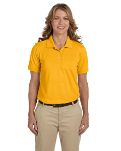 Sunray Yellow Ladies' 5.6 oz Easy Blend™ Polo
