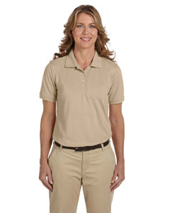 Stone Ladies' 5.6 oz Easy Blend™ Polo