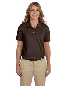 Espresso Ladies' 5.6 oz Easy Blend™ Polo