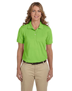 Lime Ladies' 5.6 oz Easy Blend™ Polo