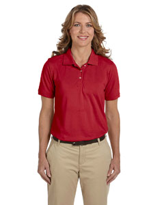 Red Ladies' 5.6 oz Easy Blend™ Polo