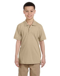 Stone Youth 5.6 oz. Easy Blend™ Polo