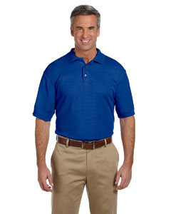 True Royal Men's 5 oz. Blend-Tek Polo