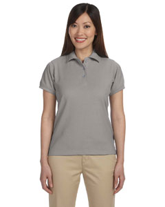 Grey Heather Women's 5 oz. Blend-Tek Polo