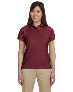 Wine Women's 5 oz. Blend-Tek Polo