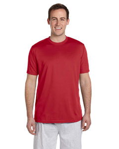 Red 4.2 oz. Athletic Sport T-Shirt