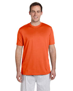 Team Orange 4.2 oz. Athletic Sport T-Shirt