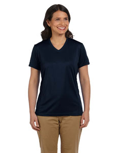 Navy Women's 4.2 oz. Athletic Sport T-Shirt