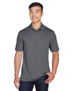 Dark Charcoal Men's Advantage Snag Protection Plus IL Placket Polo