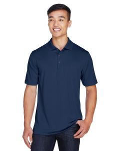 Dark Navy Men's Advantage Snag Protection Plus IL Placket Polo