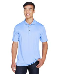 Industry Blue Men's Advantage Snag Protection Plus IL Placket Polo