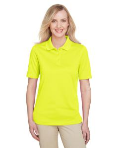 Safety Yellow Ladies' Advantage Snag Protection Plus IL Polo