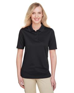 Black Ladies' Advantage Snag Protection Plus IL Polo