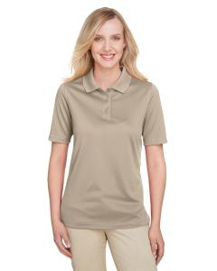 Khaki Ladies' Advantage Snag Protection Plus IL Polo
