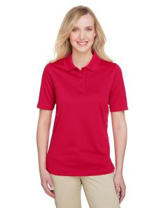 Red Ladies' Advantage Snag Protection Plus IL Polo
