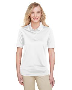 White Ladies' Advantage Snag Protection Plus IL Polo