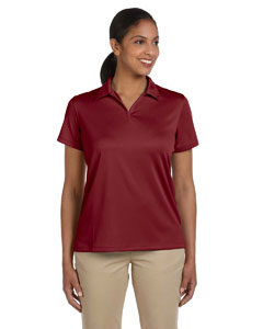 Maroon Women's 3.5 oz. Double Mesh Sport Shirt