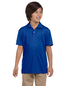 True Royal Youth Double Mesh Sport Shirt
