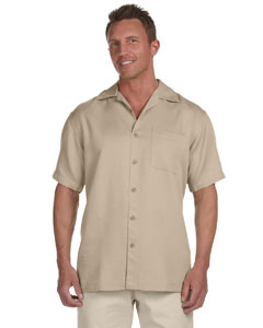 Sand Men's Bahama Cord Camp Shirt