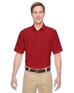Parrot Red Men's Paradise Short-Sleeve Performance Shirt