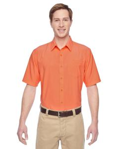 Nectarine Men's Paradise Short-Sleeve Performance Shirt