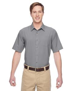 Dark Grey Men's Paradise Short-Sleeve Performance Shirt