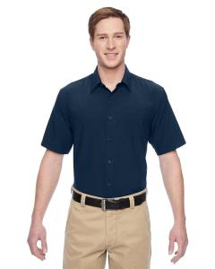Navy Men's Paradise Short-Sleeve Performance Shirt