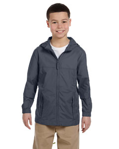Graphite Youth Essential Rainwear