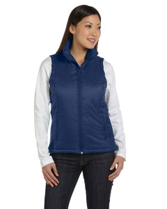 New Navy Women's Essential Polyfill Vest