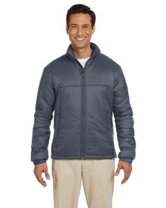 Graphite Men's Essential Polyfill Jacket
