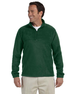 Hunter Adult 8 oz. Quarter-Zip Fleece Pullover