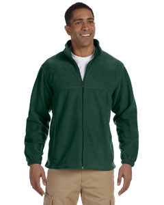 Hunter Men's Full-Zip Fleece
