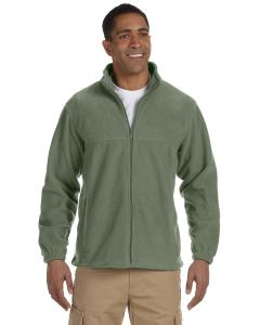 Dill Men's TALL 8 oz. Full-Zip Fleece