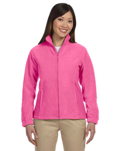 Charity Pink Women's Full-Zip Fleece